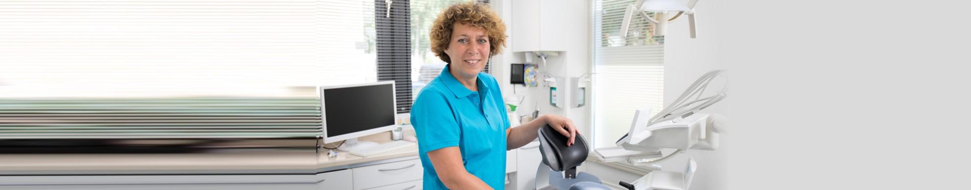Monique Willering Mondhygieniste in Almere