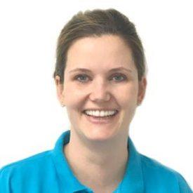 Leonie van Dop tandarts